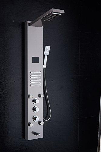 shower system brushed nickel - 7