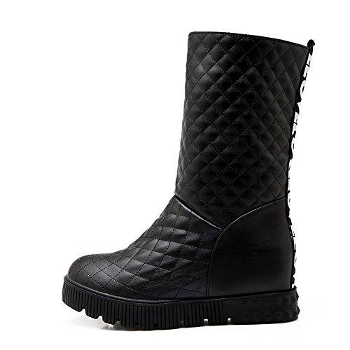 1TO9 de Botas negro nieve mujer 6y6pqgwrR