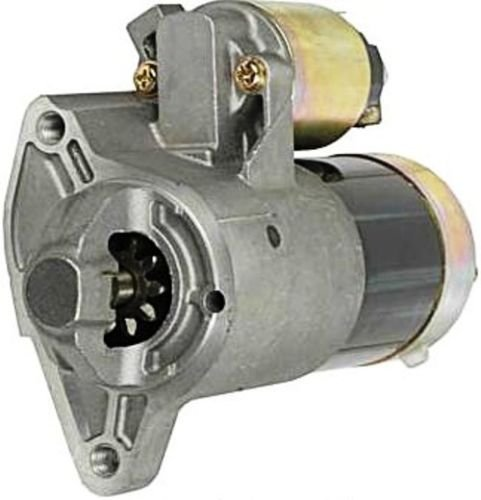 New Discount Starter and Alternator Replacement Starter Fits JEEP LIBERTY 3.7L V6 2002 02 ()