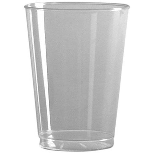 Waddington North America 6 Oz Hot/Cold Plastic Tumblers, Clear, Pack of 500 (05-0212) Category: Plastic Cups by WADDINGTON NORTH AMERICA INC
