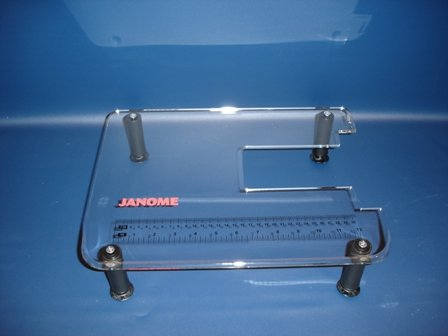 Dreamworld Table for Janome Sewing Machine AQS2009, 720 & 760 Jem Platinum by Janome