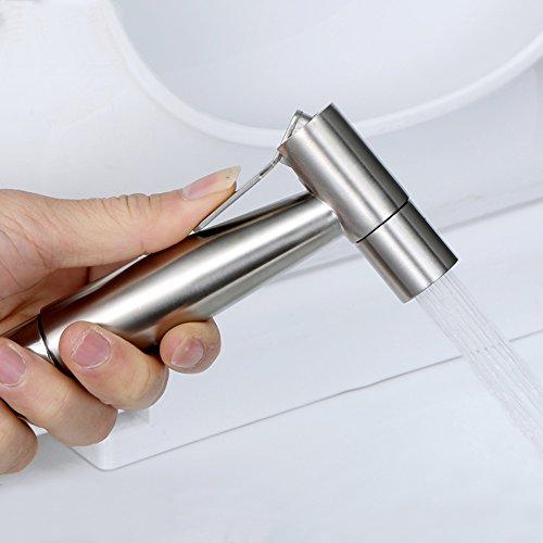 Joyway Bidet Toilet Sprayer Head-Handheld Bidet Sprayer Wand-Bathroom Hand Shower for Cleaning (Only Bidet Spray Head))