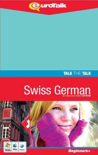 Download EuroTalk Interactive - Talk The Talk! Swiss (German) (English and German Edition) pdf