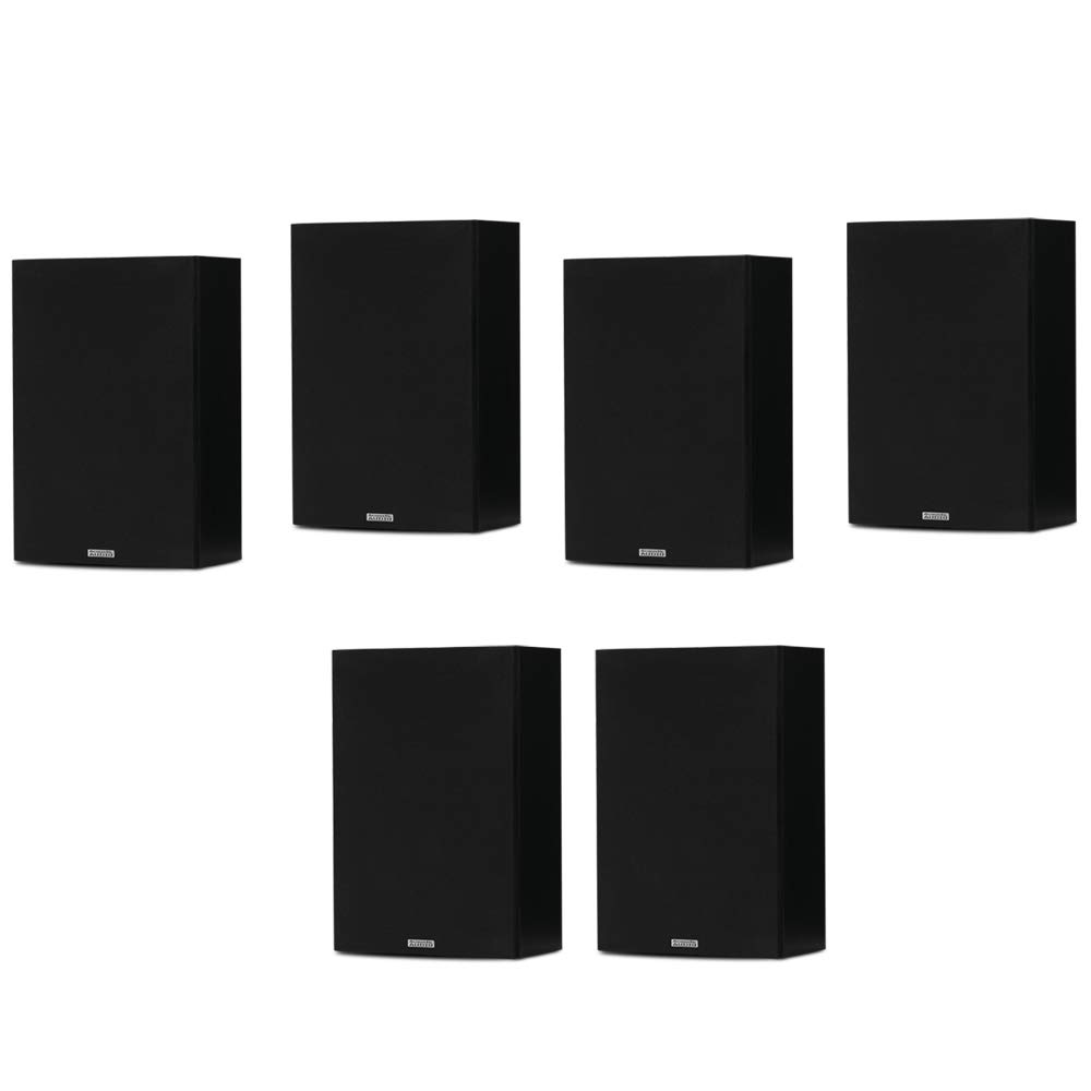 Acoustic Audio pss-52 Bookshelf 5.25