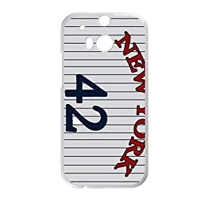 Happy New York Cell Phone Case for HTC One M8
