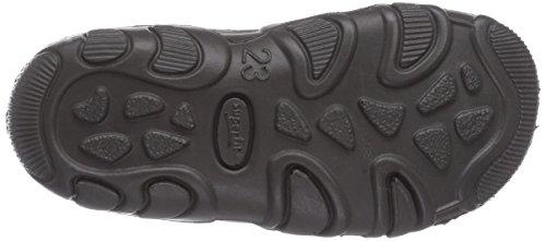 Niño Gris 07 Kombi Para Superfit Grau Zapatos Piel Rocky Primeros Pasos De stone H0784Hq