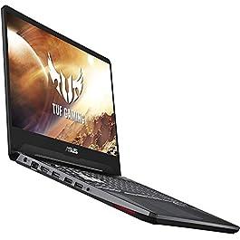 Asus TUF FX505DT 15.6-inch FHD Gaming Laptop, AMD Quad Core Ryzen 5 3550H, Nvidia Geforce GTX 1650 4GB Graphics, 8GB…