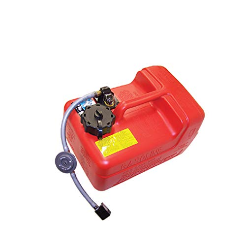 (Quicksilver 8M0047598 1 Unit of A 3.2 Gallon Portable Fuel Tank)