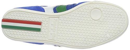 Pantofola dOro Vasto Ragazzi Low, Zapatillas Para Niños Azul (Olympian Blue)