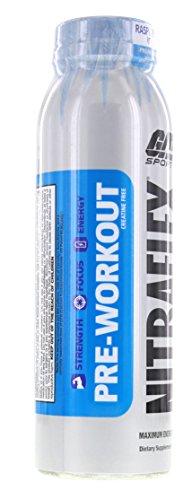 GAT Nitraflex RTD Supplement, Blue Raspberry, 9 Pound