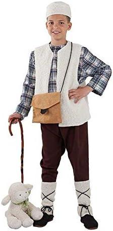DISBACANAL Disfraz Pastor niño - Sin bastón, 4 años: Amazon.es ...