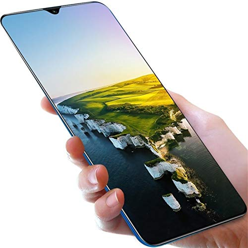 """Smartphone Unlocked Cell Phones Note20 Ultra 6.5"""" HD+ Max Vision Screen 12GB+512GB  18+48MP Dual Camera - Global Model, Ideal Gifts for Mom and Dad, Father's Day, Mother's Day"""