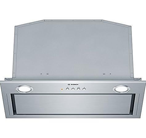 Bosch DHL585B - Campana (650 m³/h, Canalizado/Recirculación, D, A, D, 67 dB): 307.34: Amazon.es: Grandes electrodomésticos