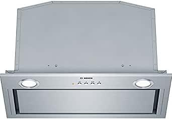 Bosch DHL585B - Campana (650 m³/h, Canalizado/Recirculación, D, A, D, 67 dB): 304.92: Amazon.es: Grandes electrodomésticos
