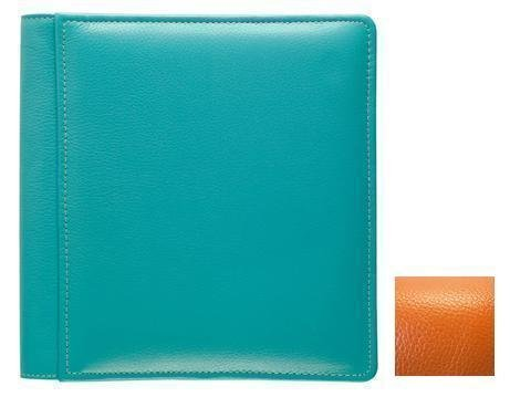 Raika RO 102 ORANGE 4in. x 6in. Photo Album Single - Orange by Raika®