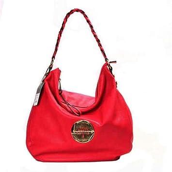 Amazon.com   Mulberry Bag Daria Medium Hobo Shoulder Red   Cosmetic Tote  Bags   Beauty 7125bbdeceedb