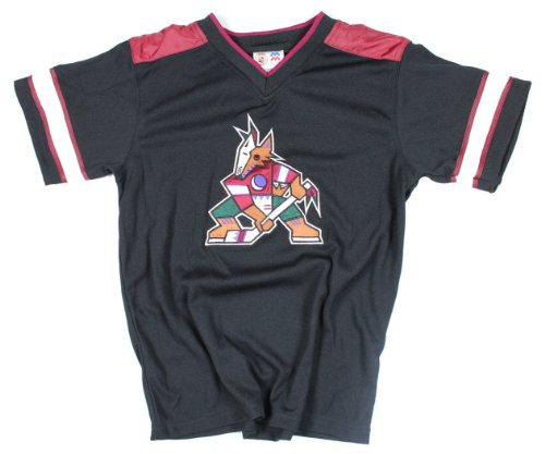 - Phoenix Coyotes Boys Replica Mesh Youth Jersey (8-20)