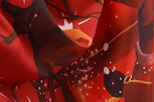 ワンピース クリスマス Plojuxi レディース ドレス スリム Aラインワンピース レース コスチューム クリスマスプリント コスプレ 衣装 仮装ドレス 秋冬 パーティー 演劇 宴会 忘年会 チュニック 結婚式ドレス かわいい 人気 通勤 日常 プレゼント