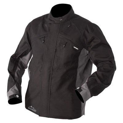 A.R.C. Back Country Foul Weather Jacket Medium (Size 40) Black/Grey
