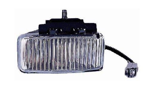 01 Jeep Cherokee Fog Light - 8