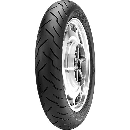 Dunlop American Elite Front Motorcycle Tire 130/60B-19 (61H) Black Wall - Fits: Harley-Davidson CVO Road Glide Custom FLTRXSE 2012-2013 (Best Hd Foundation 2019)