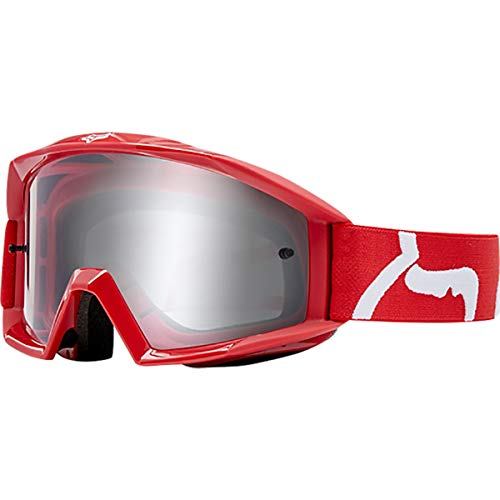 h Main Goggles Race Red ()