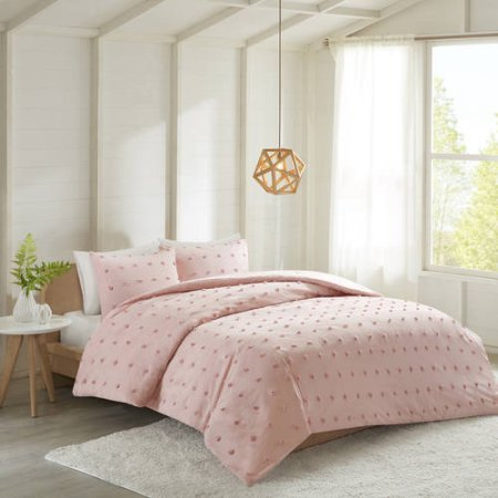 Better Homes and Gardens Woven Dot Tufts 3-Piece Comforter S