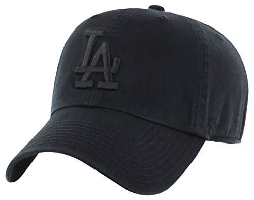 '47 Brand MLB LA Dodgers Clean Up Cap - Black ()