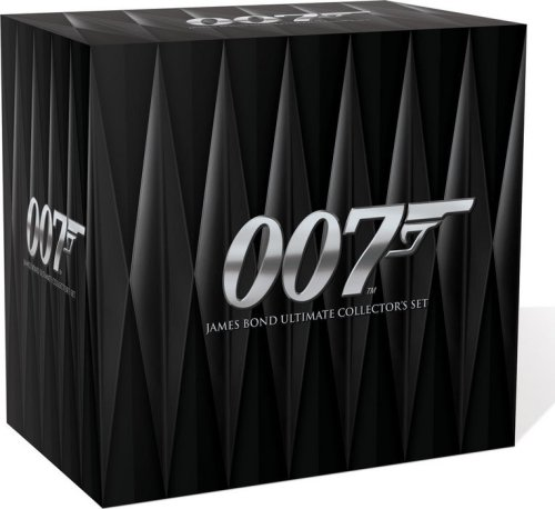James Bond Ultimate Collector's Set by TWENTIETH CENTURY FOX HOME ENT