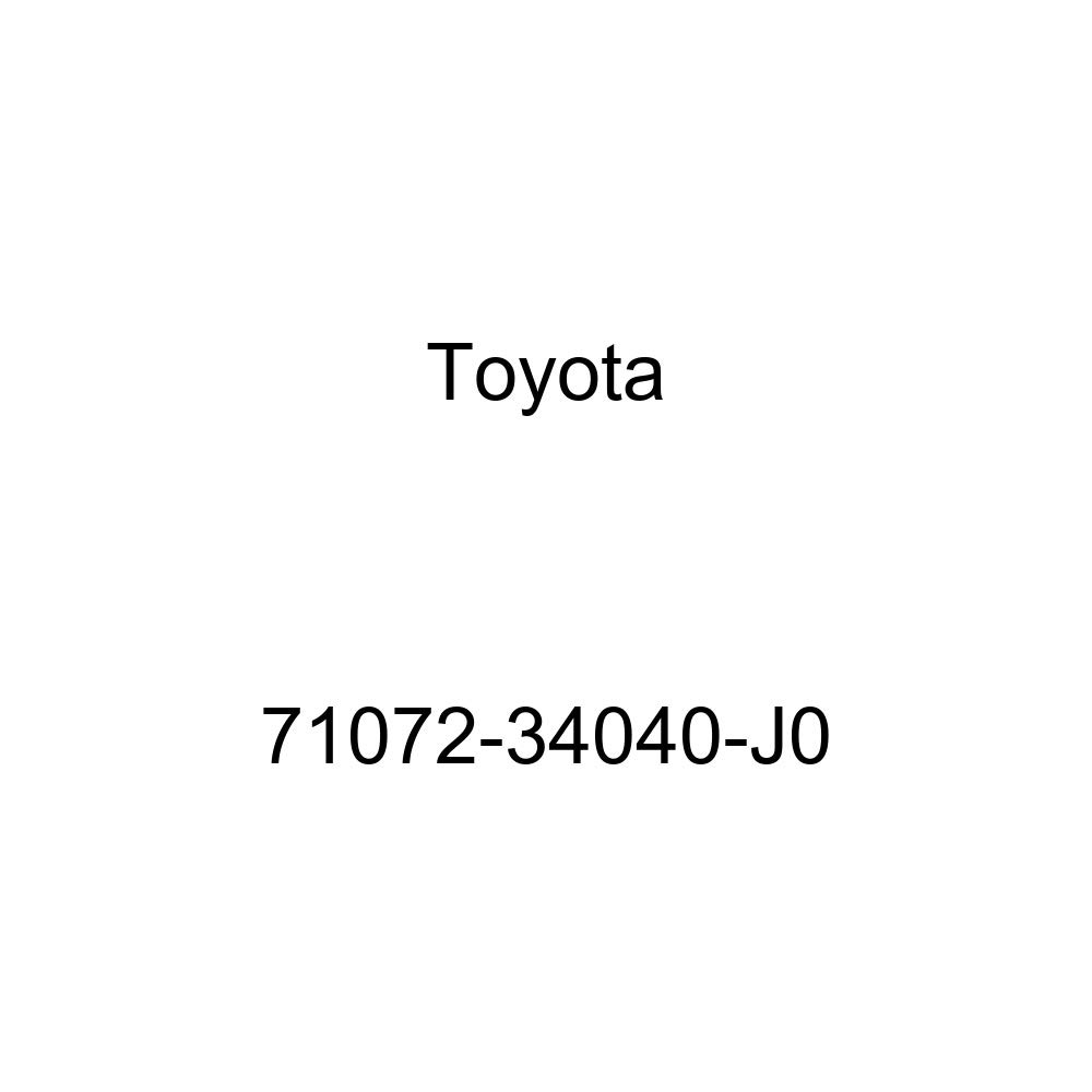 TOYOTA Genuine 71072-34040-J0 Seat Cushion Cover
