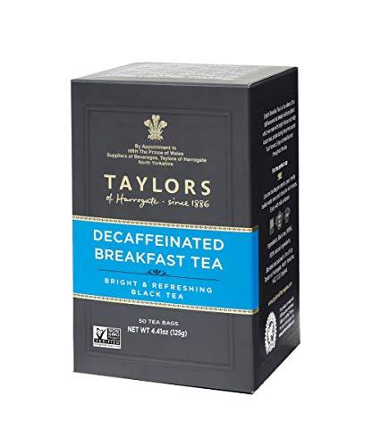 Taylors of Harrogate Decaffeinated Breakfast, 50 Teabags ()