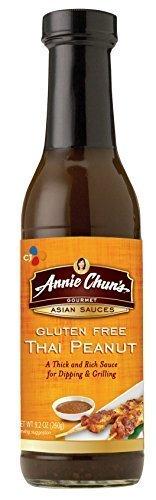 Annie Peanut (Annie Chun's Thai Peanut Sauce, 9.17-Ounce Bottles (Pack of 6))