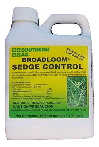Southern Ag Broadloom Sedge Control, 16 oz.