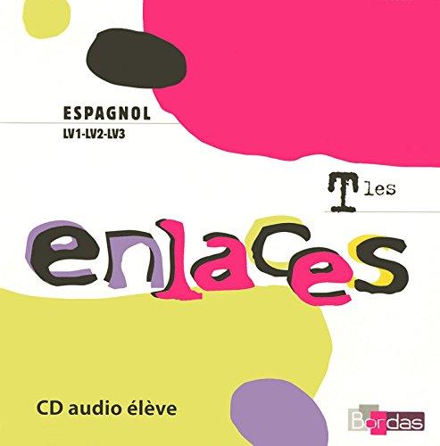Enlaces Terminale Cd Remplacement Eleve Espagnol Lv1 Lv2 Lv3