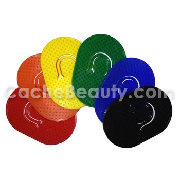 Shampoo Pocket Brush - Color: Multicolors - 6 Pieces