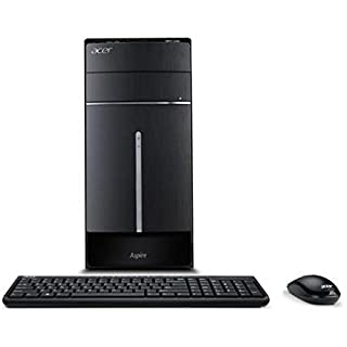 Acer Aspire ATC-605-UB11 Intel Quad Core i5-4440 3.1GHz 1TB Windows 8.1 Desktop (B00KVSDV0W)   Amazon price tracker / tracking, Amazon price history charts, Amazon price watches, Amazon price drop alerts