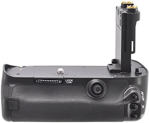 EOS 5DS R Digital SLR Camera Includes Qty 4 Replacement LP-E6 Batteries Vertical Battery Grip Battery Grip Kit for Canon EOS 5D Mark III EOS 5DS