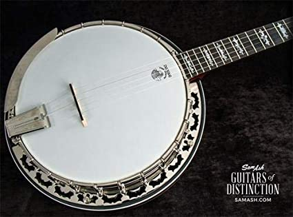 Amazon com: Deering Eagle II 5-String Clawhammer and