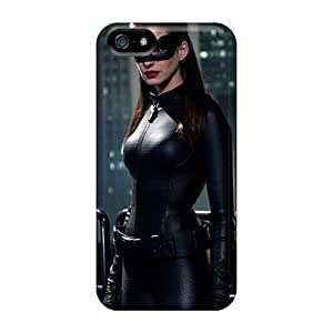 anne Hathaway Catwoman Defender cell phone carrying skins style Brand Iphone5 iphone 5s iphone 5