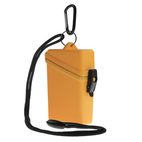 WITZ Keep it Safe Waterproof Sports Case, Yellow