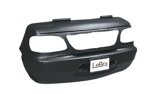 Lebra Covercraft Custom Fit Front End Cover for Dodge Grand Caravan - (Vinyl, Black)