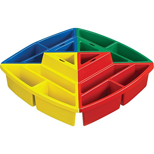 (Really Good Stuff Snap N Go Supply Station Primary Colors)