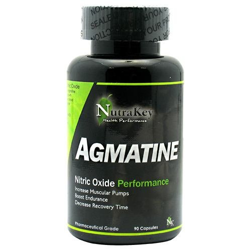 Nutrakey Agmatine 90/Caps