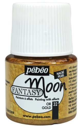 PEBEO Fantasy Moon, 45 ml Bottle - Gold