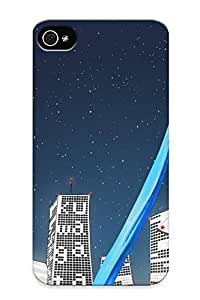 Iphone 4/4s Case, Premium Protective Case With Awesome Look - Hatsune Miku(gift For Christmas)