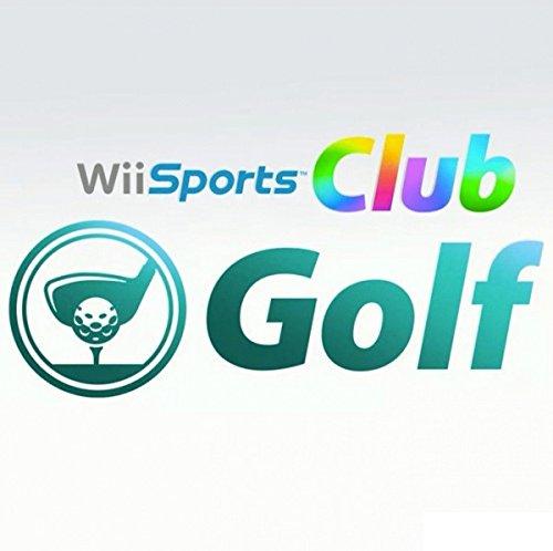 Wii Sports Club - Golf - Wii U [Digital Code]