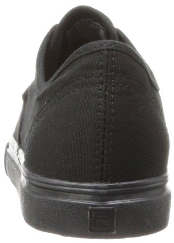 Classic Black Shoe Canvas Black Black Women's Fila w6c7HH