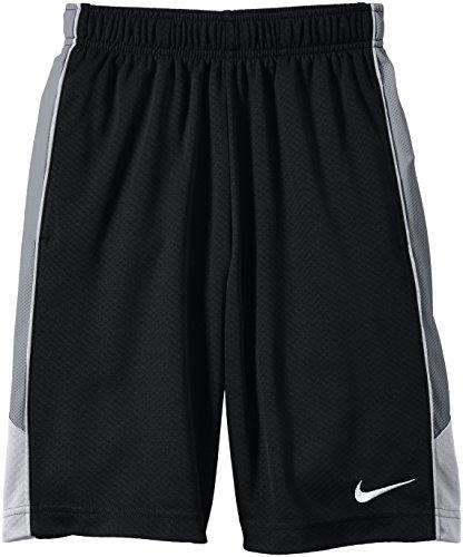 Nike Acceler8 - Pantalones cortos deportivos negro (black/cool grey/wolf grey/wolf grey)