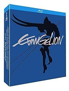 Evangelion. 3 Blu-ray Pack (1.11 + 2.22 + 3.33) [Blu-ray]