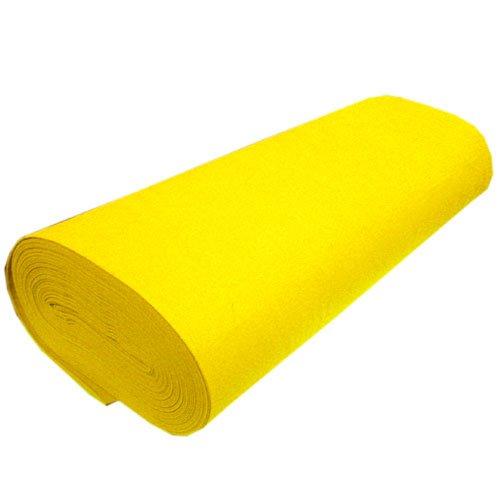 Yellow Acrylic Felt - 1